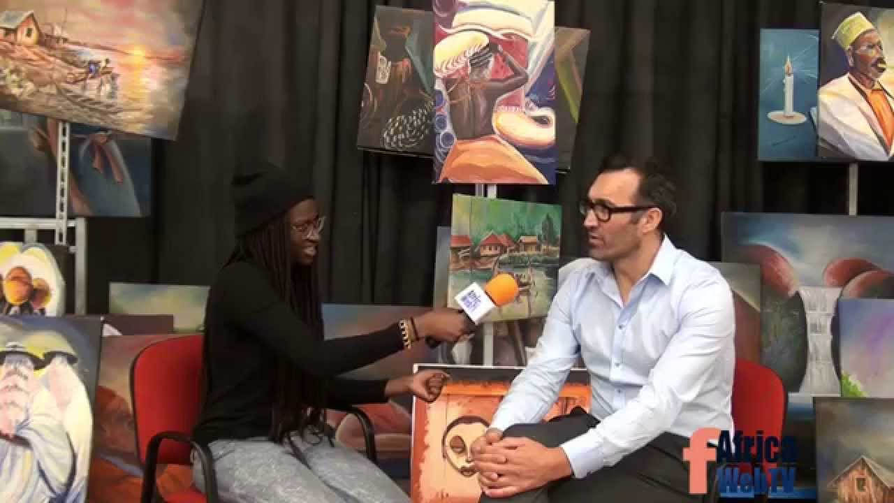 Interview Aydin Acik (Africa Fashion Week Amsterdam 2014)