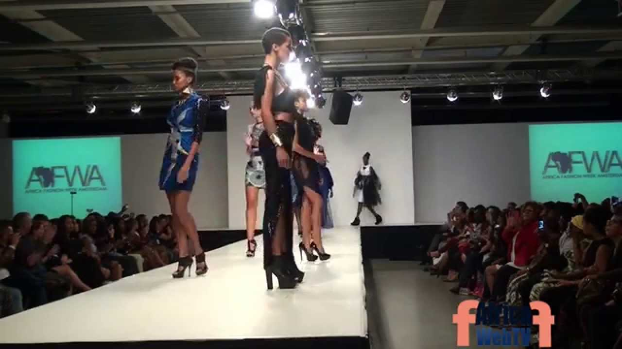 The House of Adjeiwaah – Africa Fashion Week Amsterdam 2014