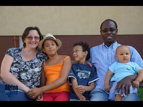 Meet the Laseges – Interracial and happy in Poland