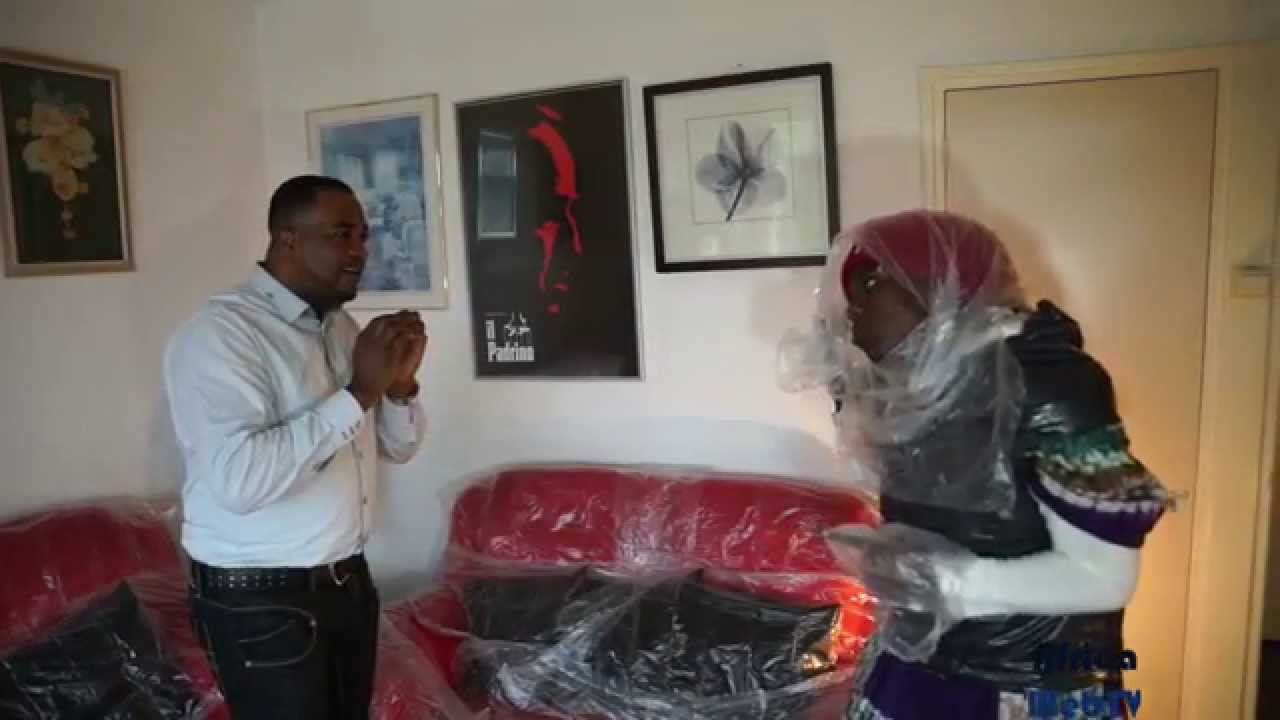 Affiong Goes To Europe – Ebola alert! (#4)