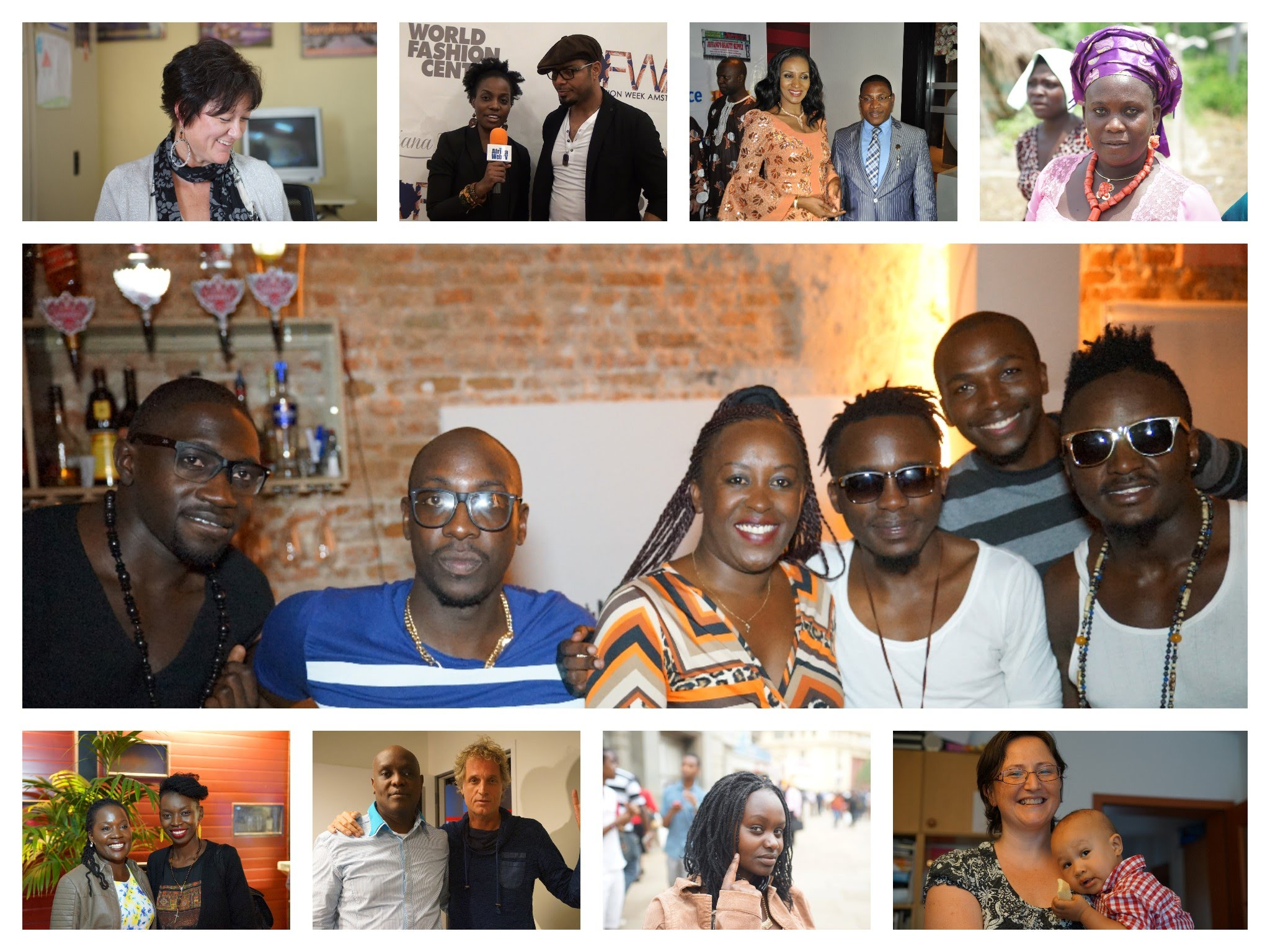 Faces of Africa Web TV 2014