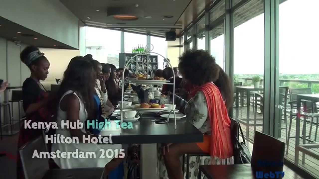 Kenyan High Tea Amsterdam 2015 ft Zakwetu