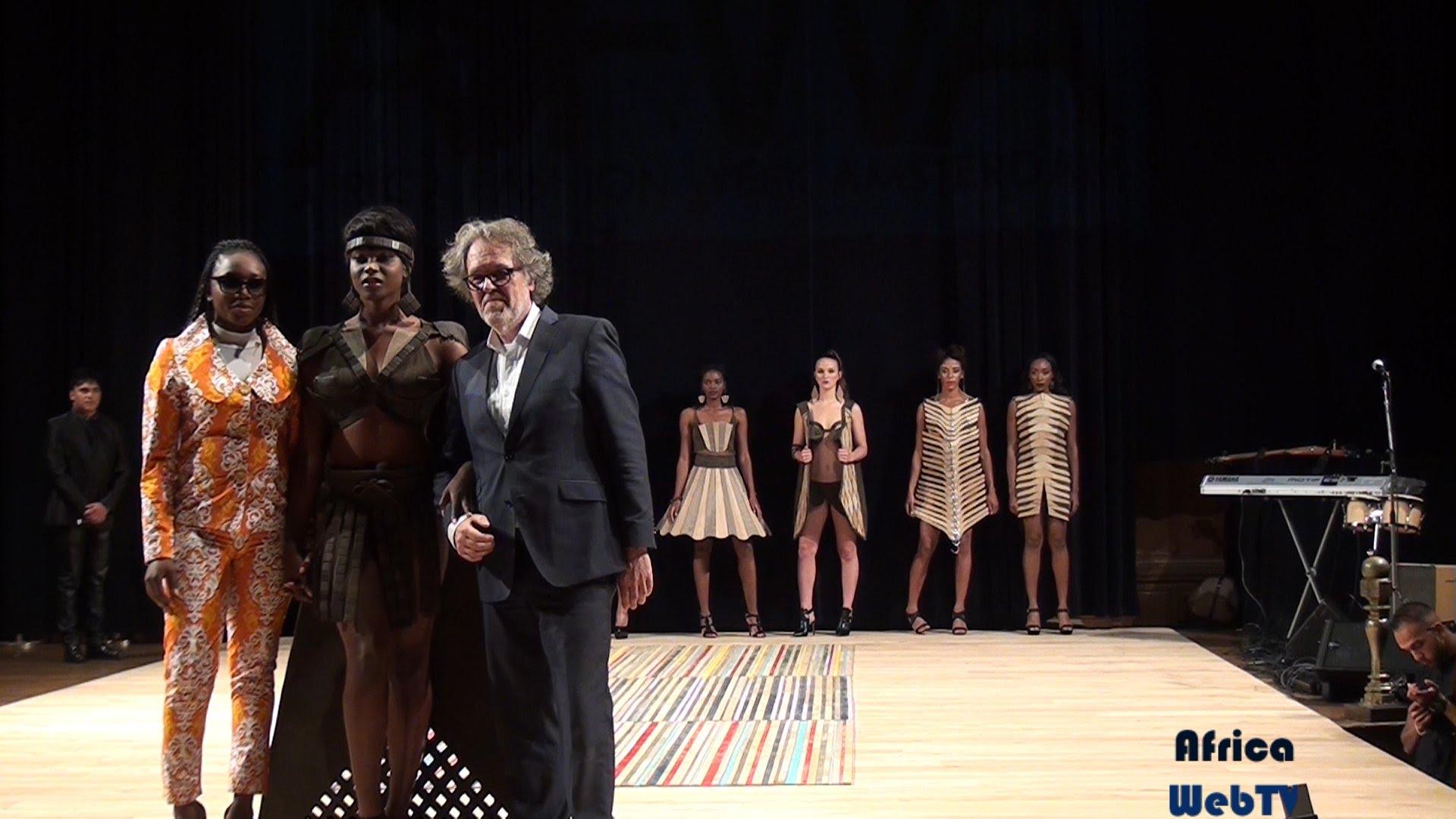 Africa Fashion Week Amsterdam 2015 Day 1 Highlights