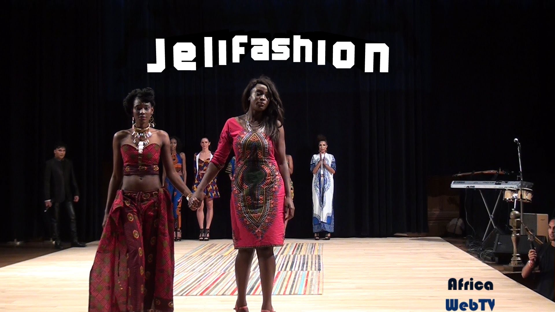 Jelifashion – Africa Fashion Week Amsterdam 2015