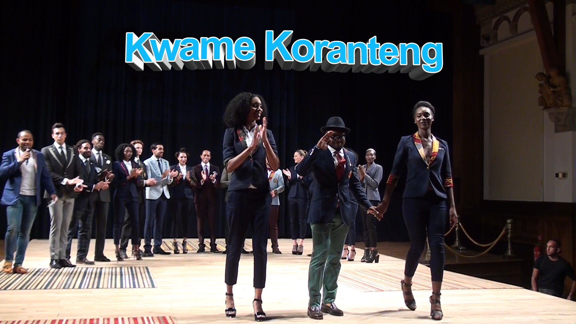 Kwame Koranteng – Africa Fashion Week Amsterdam 2015