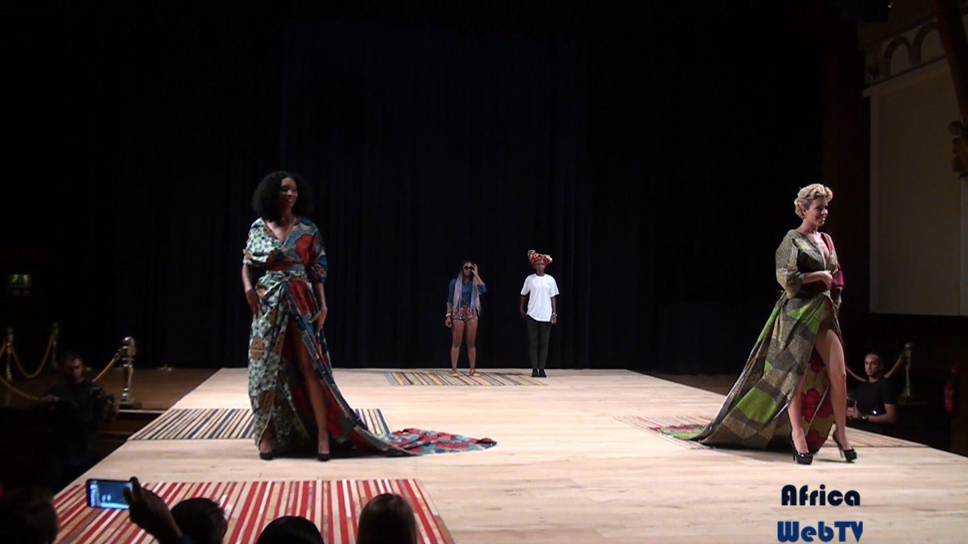 Highlights – Africa Fashion Week Amsterdam 2015