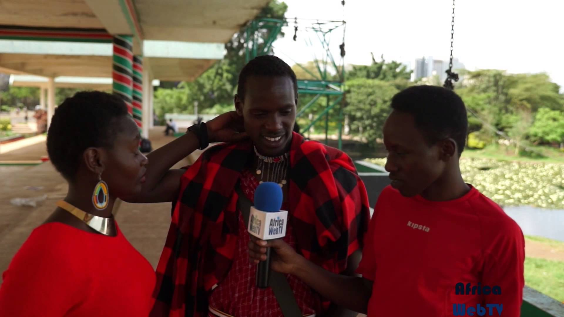 Maasai culture explained (Africa Web TV Nairobi)