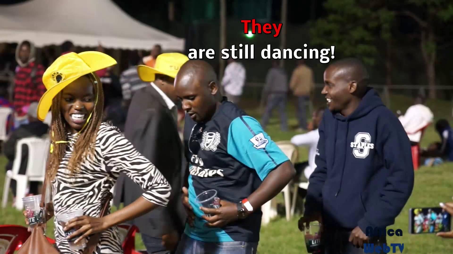 When in Nairobi 2015