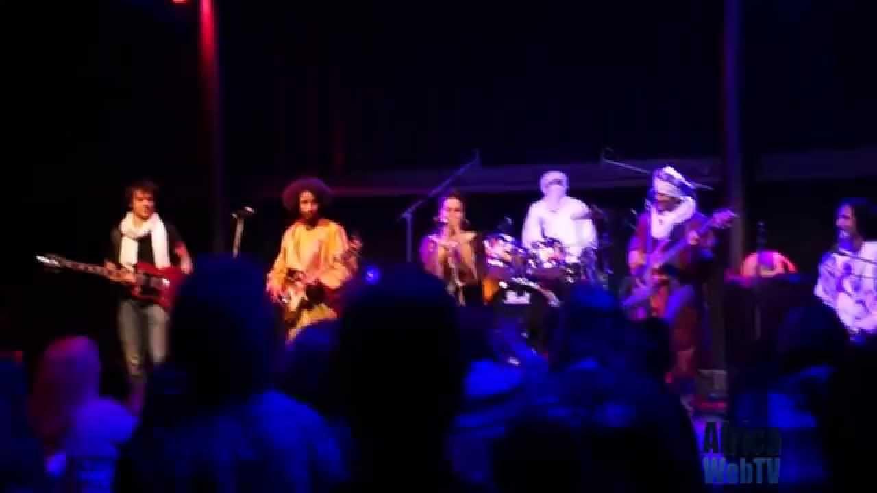 Tamikrest – Grounds Concert Rotterdam