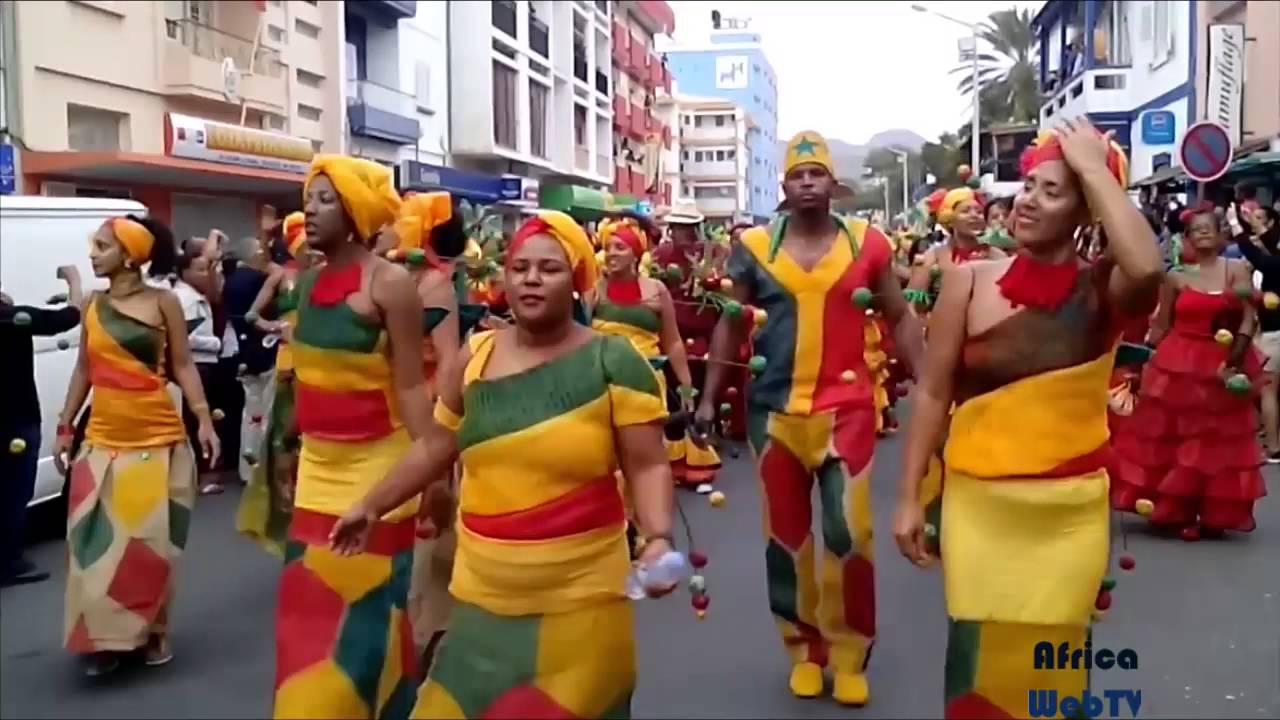 Carnival in Mindelo, São Vincente (Cape Verde)
