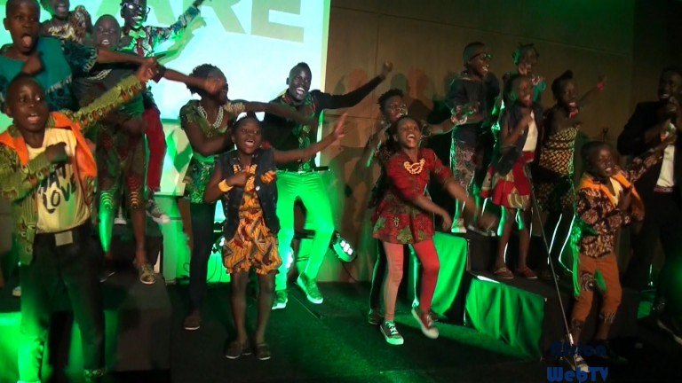 Watoto Children choir in Concert