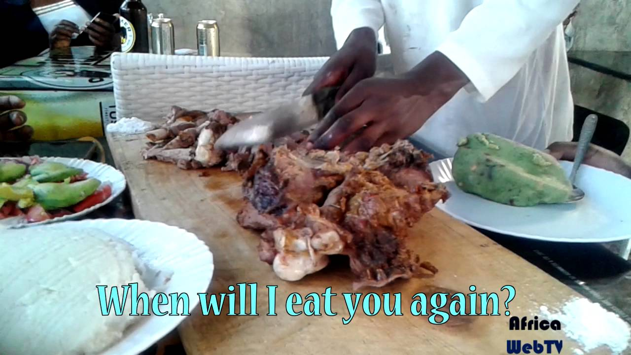 Nyama Choma – Meat & Eat
