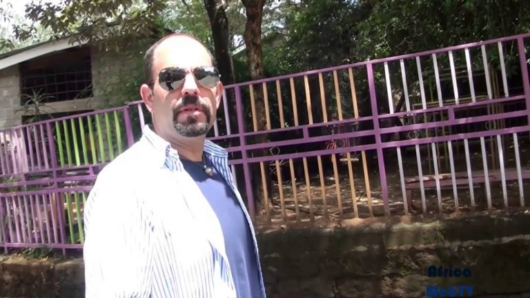 """God has a plan"" – Africa Web TV meets Gilad"