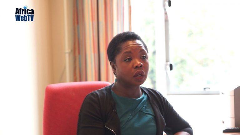 African Role Model – Amma Asante Member of the Dutch Parliament