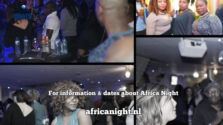 Africa Night – African Nightlife in The Netherlands