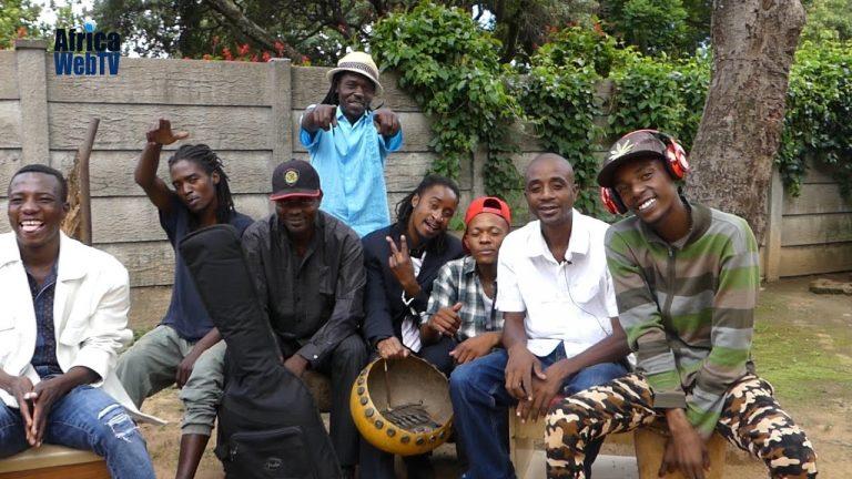 Meeting Zimbabwe underground artists