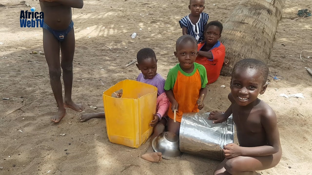 A short trip to Accra & Ada Foah, Ghana