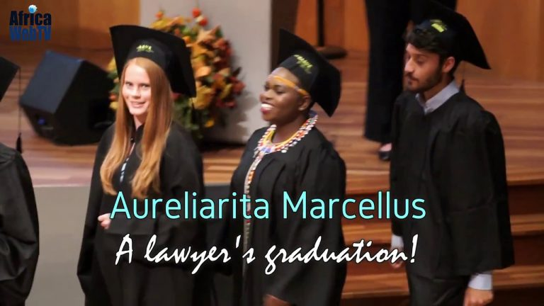 Aurelia – Law Graduation Highlights