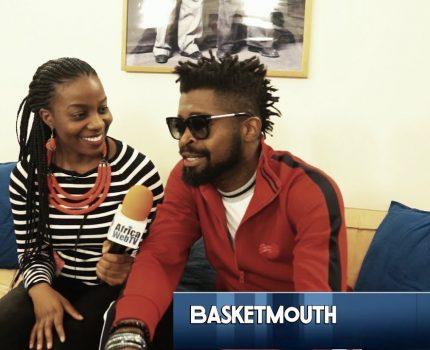 Basketmouth Live In Antwerp