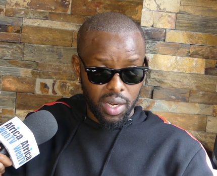 Eddy Kenzo in Amsterdam – Up Close and Personal Interview