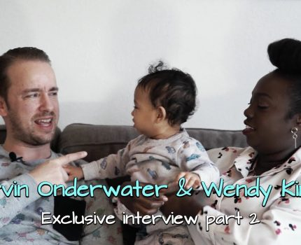 Wendy Kimani & Marvin Onderwater exclusive! The Teaser!