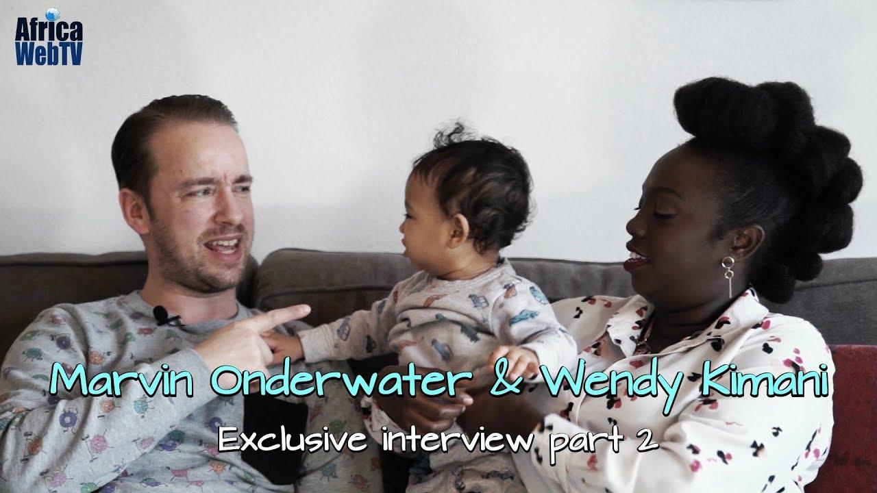 Wendy Kimani & Marvin Onderwater exclusive! The Teaser!