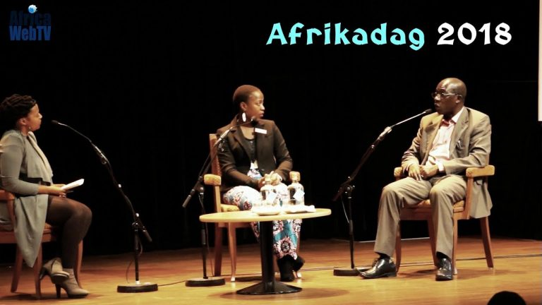 Afrikadag 2018 in 120 seconds