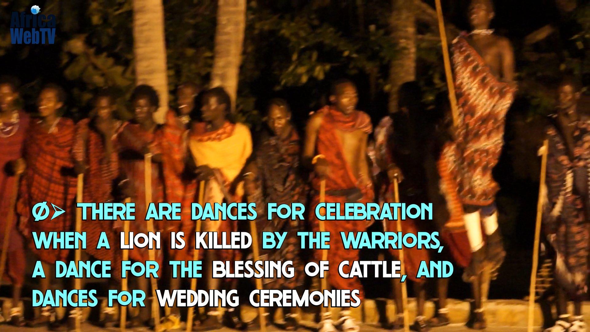 Adumu – Maasai jumping dance