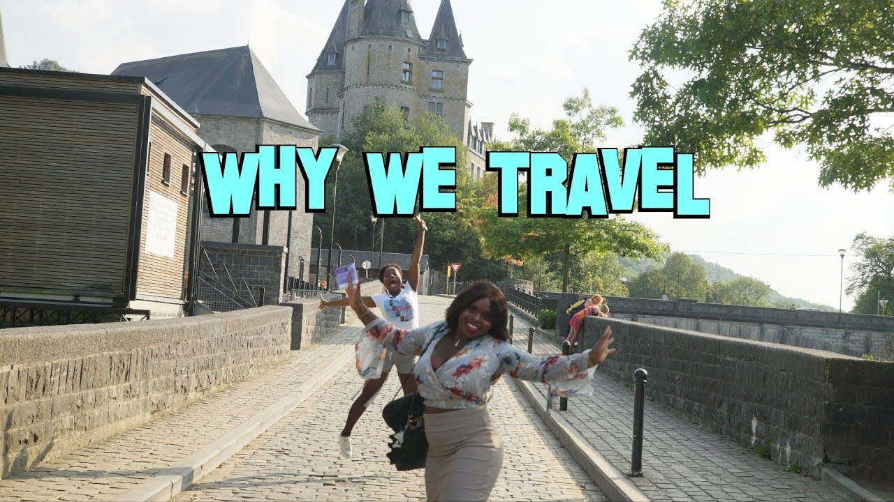 The Afropean Safari – Why We Travel (Introduction)