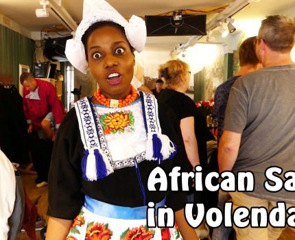 The Afropean Safari – The Volendam Experience