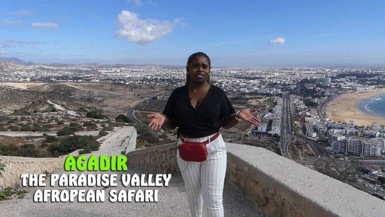 Agadir, the paradise valley – The Afropean Safari