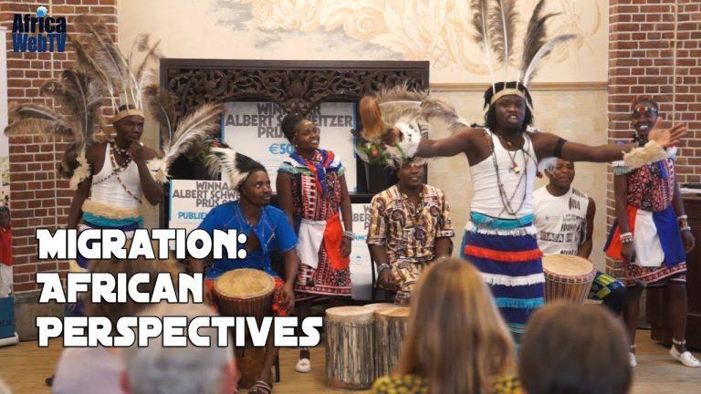 African Cultural musical interlude – Afrikadag 2019