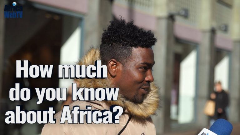 How much do you know about Africa in 2019