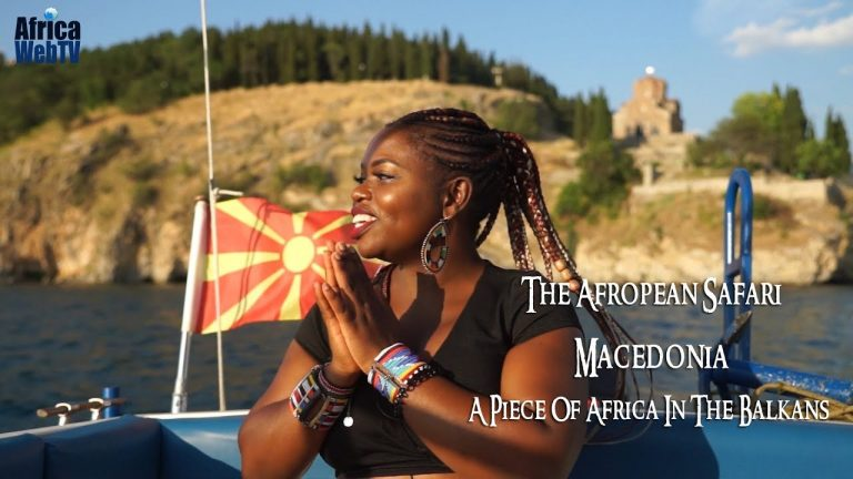 Macedonia – A piece of Africa in the Balkans  (The Afropean Safari)