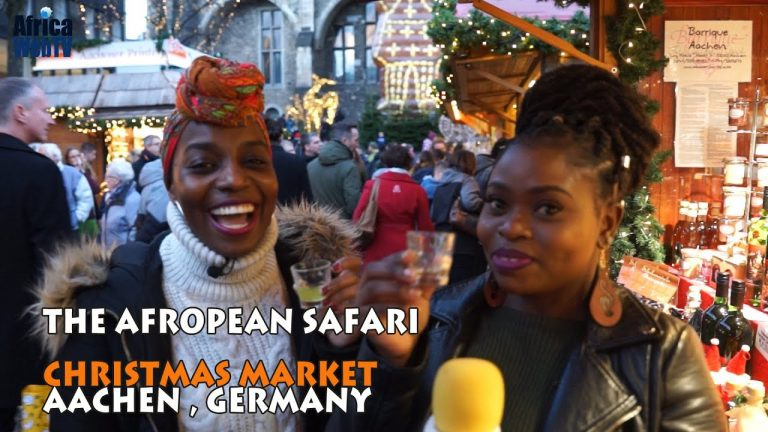 The Beautiful Aachen Christmas Market – The Afropean Safari