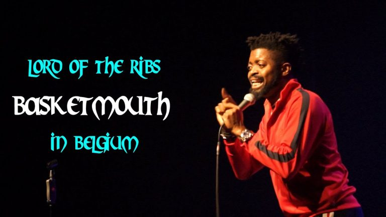 Basketmouth – The Son Of Peter | Lord of The Ribs | Live in Antwerp, Belgium (Expanded)