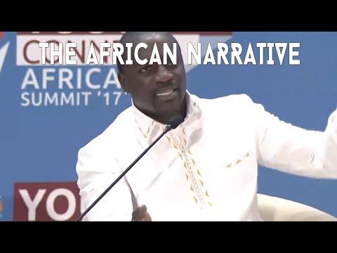 Akon | Africa Needs Rebranding | Africa must tell her own stories | Shaka Zulu Should Be A Superhero