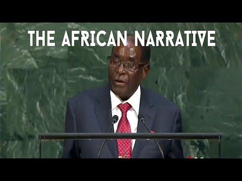 When President Robert Mugabe Diplomatically told President Donald Trump Off! | African Narratives