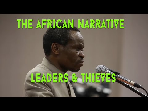 PLO Lumumba | Many African Leaders Are Thieves! | Per Capital Income Of Africans Is A Fraud.