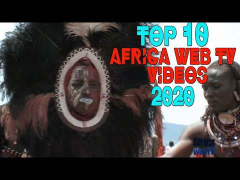 Top 10 Africa Web TV Videos 2020 | PLO Lumumba Dominates | The Tale Of 2 African Presidents