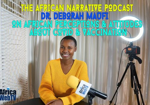 The African Narrative Podcast – Dr. Deborah Maufi