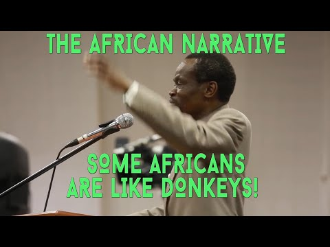 PLO Lumumba | Some Africans Are Like Donkeys | Fighting Corruption In Africa | African Narratives