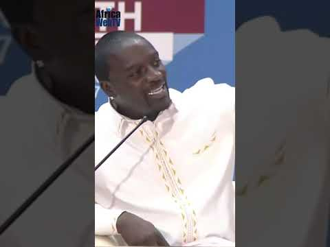 Akon | Africa Needs Superheroes | African Narratives