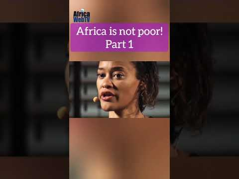 Africa Is Not Poor! (Part 1) #Shorts