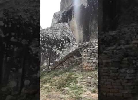 Lost In The Ancient King's Palace Of Munhumutapa #shorts