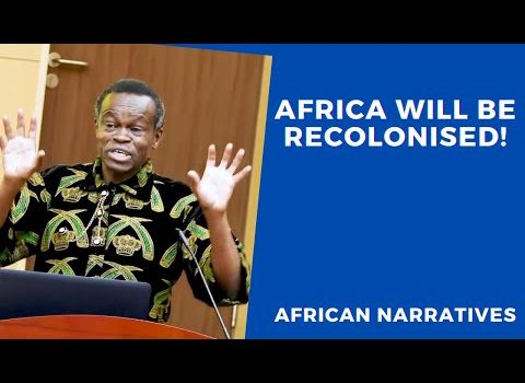 Prof  PLO Lumumba – Africa Is Weak And Politically Confused!