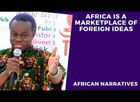 PLO Lumumba | Africa Has Become A Marketplace Of Foreign Ideas | African Is Being Disrespected